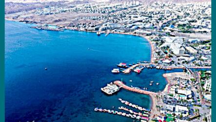 Эйлатский залив: мнимые и реальные экологические  угрозы